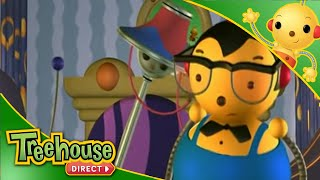 Rolie Polie Olie: Surrrprise/Mousetrap/To Space and Beyond - Ep.15