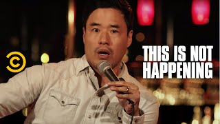 This Is Not Happening - Randall Park - Bullies & Diarrhea - Uncensored