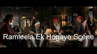 Ram Leela Best Scene