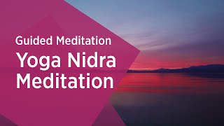 Yoga Nidra - Guided Meditation & Relaxation - Sri Sri Ravi Shankar