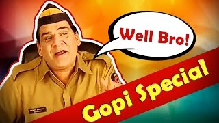 Gopinath Gandotra (Gopi Constable) - Funny Videos | FIR | Best of Hindi Comedy | SAB TV