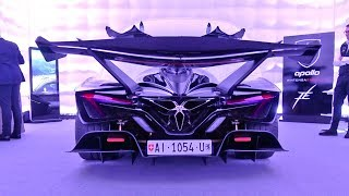 The Apollo IE Is The Craziest Car I've Ever Heard! Hyper Highlights Roundup