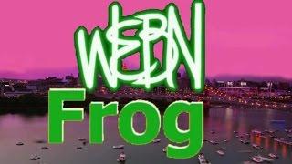 WEBN Frog