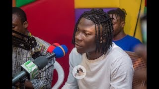 Shatta Wale promises to attend Stonebwoy's Ashaiman Concert on September 30
