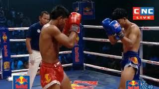 ពុយ វណ្ណៈ Vs ផេតដាំ, Puy Vannak, Cambodia Vs Phetdam, Thai, Khmer Boxing 15 Dec 2018