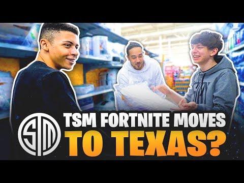 Xxx Mp4 TSM Fortnite Moved To Texas 3gp Sex