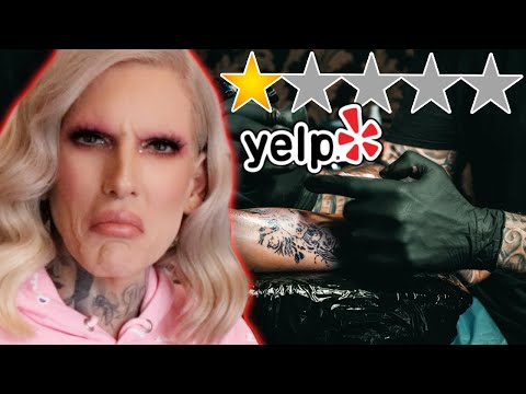 Getting A Tattoo from Yelp s WORST Rated Tattoo Shop