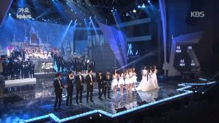 [HIT] KBS 가요대축제-전 출연자(All Artists) - Must Have Love.20141226