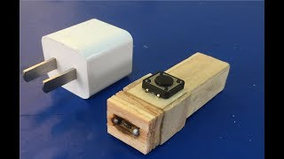 How to Make Electric Lighter Super Mini From Capacitor Battery