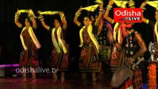 Sambalpuri Folk Dance - Dhol Nishan - Baisakhi Festival - HD