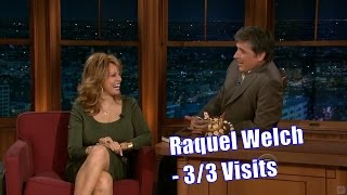 Raquel Welch - Craig Knows How To Work A Cougar - 3/3 Visits In Chronological Order
