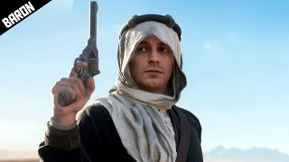 Lawrence of Arabia, Guerilla Desert Warfare - Battlefield 1 Campaign Gameplay