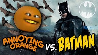Annoying Orange vs. Batman