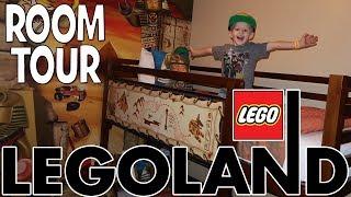 Legoland Adventure Room Tour!