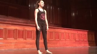 Maddie Ziegler FULL Cellophane Solo (Australia Workshop)