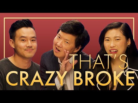Are they Crazy RICH or Crazy BROKE ft Constance Wu Ken Jeong Awkwafina