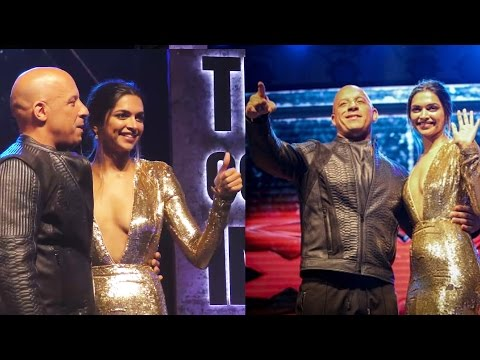 Xxx Mp4 Deepika Padukone And Vin Diesel INTERACTS With FANS XXx India Premiere In Mumbai India 3gp Sex