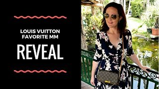 Louis Vuitton Favorite MM Reveal | Retail Therapy Chick