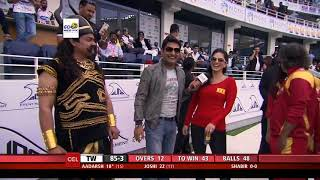 Sunny Leone Interview with Kapil Sharma - CCL4