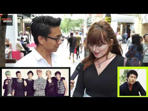 Who s Hotter K pop Stars vs Korean Movie Stars 서양여자들이 생각하는 멋있는 한국 남자스타들 Kポップスターvs韓� 人俳優(日本語字幕変換)