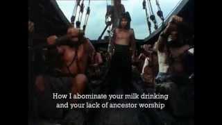 Erik the Viking slave master rant (subtitled)