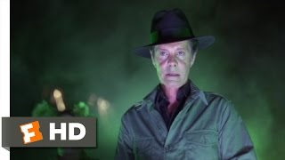 Swamp Thing (1982) - Burned Alive Scene (2/10) | Movieclips