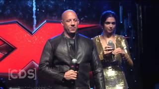 Deepika Padukone And Vin Diesel Full HD Video