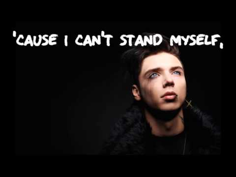 Asshole - Ronnie Radke ft. Andy Biersack (LYRICS)