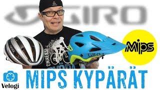 MIPS pyöräilykypärät