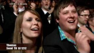 X-Factor 2010 DK finale - Thomas - My Dream