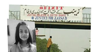 Native news raise voice for Zanib murder and harassment incident against Government of Pakistan