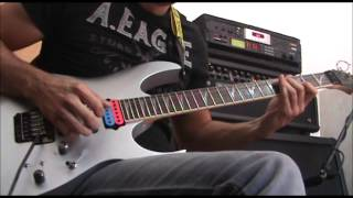 Insensible - Savia - Cover Erickeyo Mesa Boogie Mark V.mp4