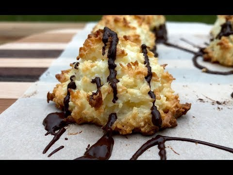 Coconut Macaroons You Suck at Cooking episode 76