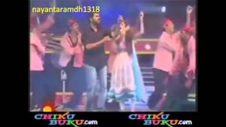 Prabhu Deva is Dancing with Nayanthara mallulive com