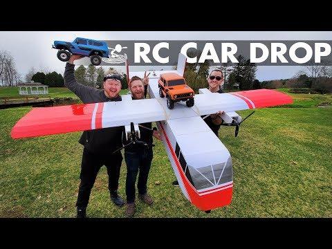 Operation RC Car Air Drop Full Send 😱