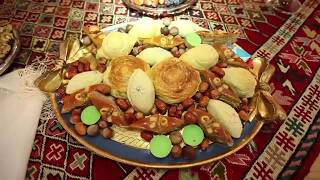 Foodies and Spice: Road to Lahic: #FlavoursofAzerbaijan inspired