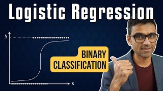 Machine Learning Tutorial Python - 8:  Logistic Regression (Binary Classification)