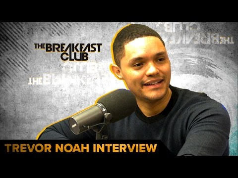 Trevor Noah Talks Tomi Lahren Donald Trump Racism In America & More