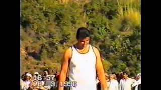 Bini  -   Pehlwan Iftikhar Ifti  vs  Pehlwan Nadeem  (31-03-1996)