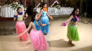 Pearly Shell by BCDA congregation kids dance troupe