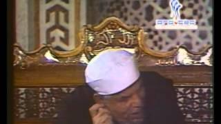 01- تفسير سورة  ابراهيم - الاية ( 1 - 6 ) -  الشعراوي