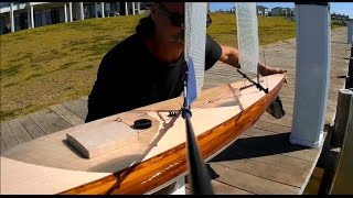 sailing the 10 rater rc yacht