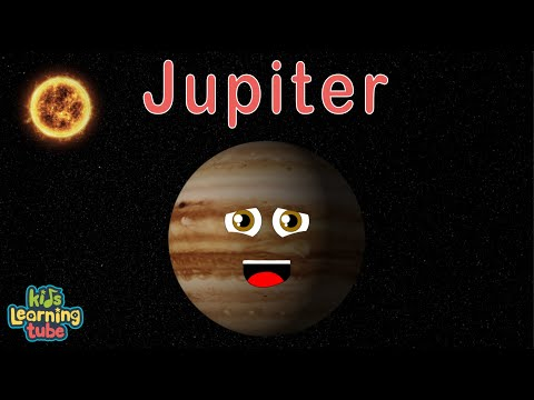 Planet Songs for Kids/Solar System Songs