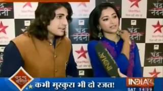Rajat Tokas First Interview For Chandra Nandni