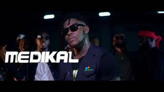Medikal - How Much ft. Kwesi Arthur & Ahtitude (Official Video 2018)