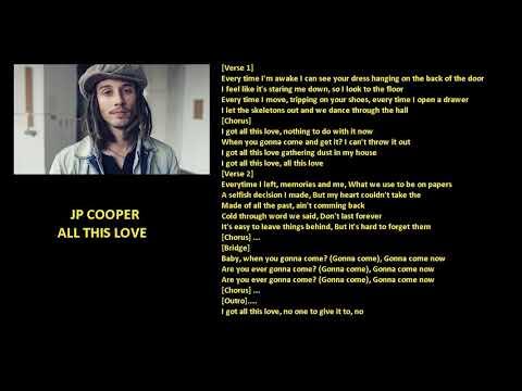 Xxx Mp4 JP Cooper All This Love Karaoke Lower Key 4 3gp Sex