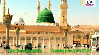 Sarkar-E-Madina Se Nisbat Ho To Aisi Ho [Full Song] Mohammad Na Hote To by  Love 2 fun 3