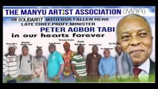 Bate Nico, Nkongho Regina-Agbor Tabi