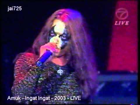 Amuk - Ingat Ingat - 2003 - LIVE