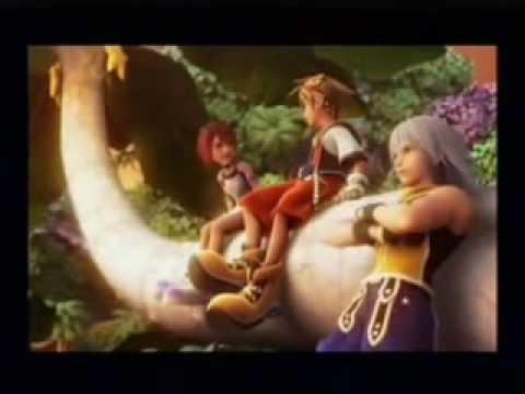 Bajel - Llantos de mi Corazon subtitulado (dedicatoria) kingdom hearts